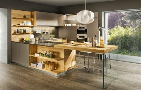 pourquoi choisir une cuisine avec plan de travail bois