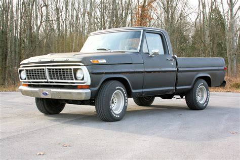 70s Ford Truck Wallpaper by 1970 Ford F100 Information And Photos Momentcar