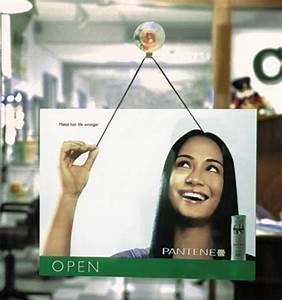 "Pantene Shampoo: ""Hang-up the line"" Print Ad by Grey Kuala ..."