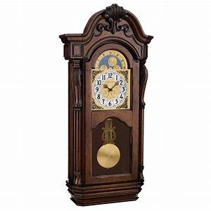 Bulova Tamlen Triple Chime Pendulum Wall Clock C1515