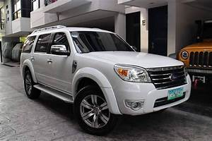 For Sale 2012 Ford Everest Limited Automatic Transmission