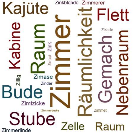 (unter einem synonym ist ein sinnverwandtes wort bzw. ZIMMER Synonym-Lexikothek • ein anderes Wort für Zimmer