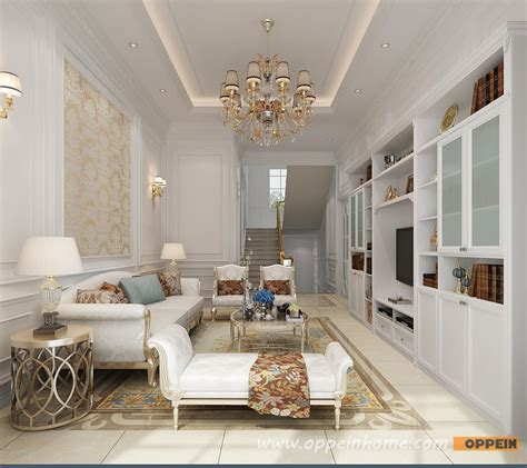 small living room  floor neoclassical home design