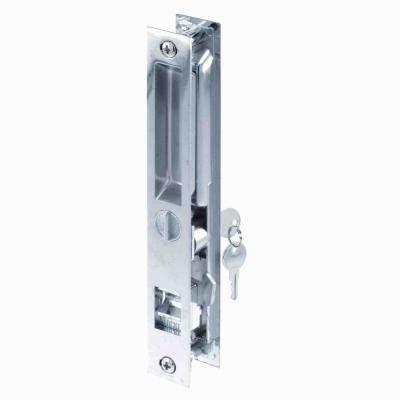 national hardware 1 1 2 in sliding door latch in nickel