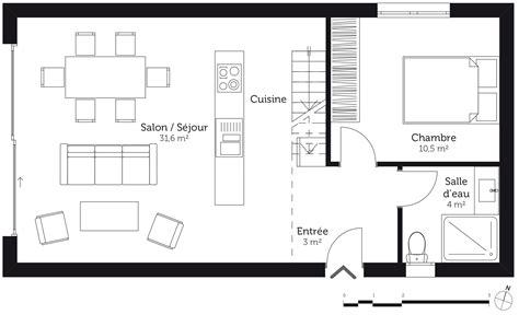 babyphone pour 2 chambres plan maison 60 m avec 2 chambres ooreka