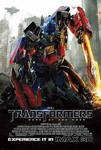 Transformers 3 IMAX Poster - FilmoFilia