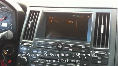 usb interface  infiniti dsoundwmv youtube