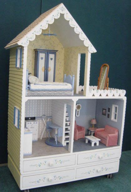 wood dollhouse plans pattern woodworking projects plans