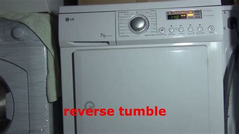 Cotton Cupboard by Lg Tdc70040e Dryer Cotton Cupboard Inital Cycle