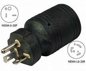L5 20p Wiring Adapter