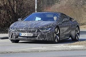 BMW i8 Spyder Latest Spy Shots GTspirit