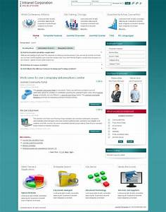 28 images of intranet template infovianet With company intranet template
