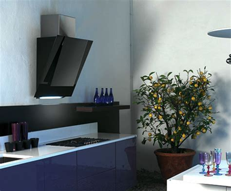 Designer kitchen extractor hoods with Noise Reduction