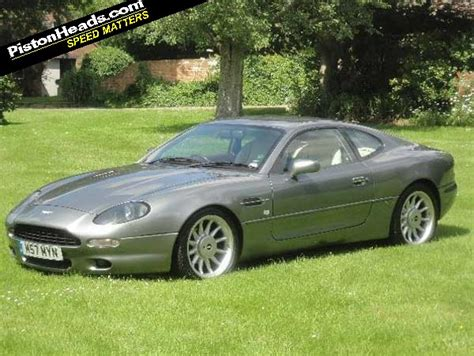 aston martin db spotted page  general gassing