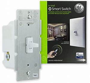 Smart Switch Für Pc : z wave ge z wave plus smart toggle on off switch ~ Markanthonyermac.com Haus und Dekorationen