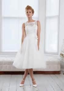 tea length bridesmaid dresses 10 vintage tea length wedding dresses