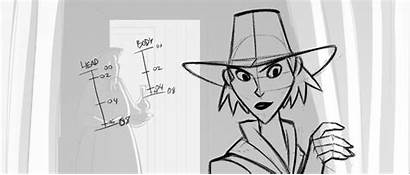 Animation Drawn Hand Traditional Rough Character Animated