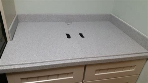 laminate counter top laundry top w sink cover asheville kitchen tops