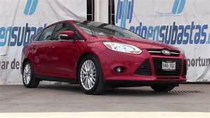 Ford Focus 2012 2013 Workshop Repair Service Pdf Manual