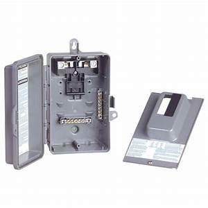 Square D Qo 60 Amp 2