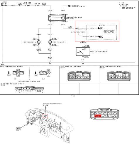 2003 mazda 6 wiring diagram volovets info