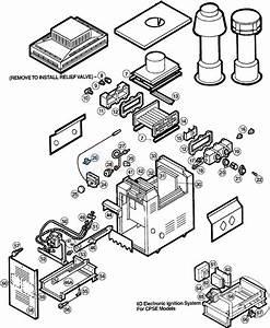Comfortzone Cps-cpse 520-1820 Parts