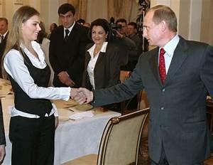 Alina Kabaeva- Vladimir Putin's New Girlfriend ...