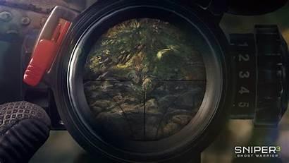Sniper Scope Warrior Ghost Wallpaperup Wallpapers