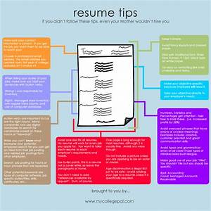 best resume format With cv tips