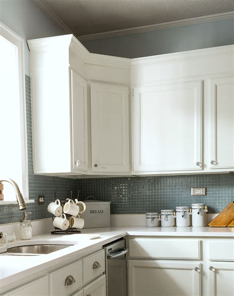 How To Add Height To Kitchen Cabinets
