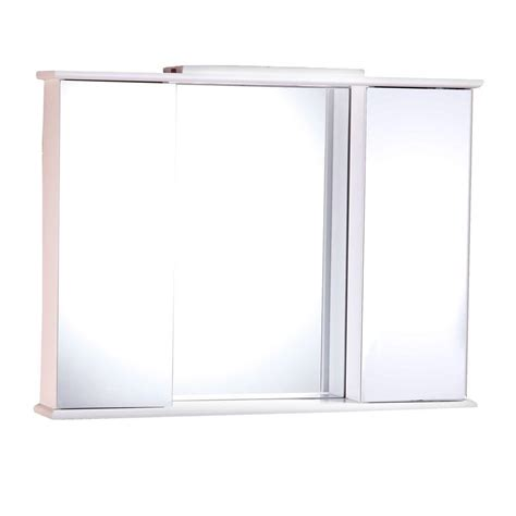 home depot medicine cabinets with lights garrido bros co pvc 32 in w x 24 in h x 5 1 2 in d