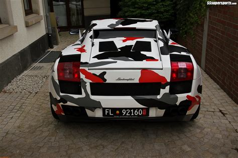 camouflaged supercars pic sssupersports