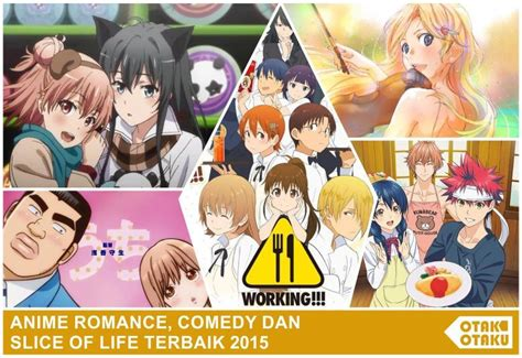 Anime Comedy Dan Slice Of Life Anime Romance Comedy Dan Slice Of Life Terbaik 2015