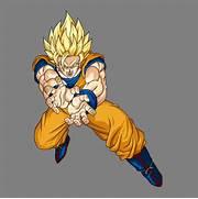 Image - Goku Late SSJ2...