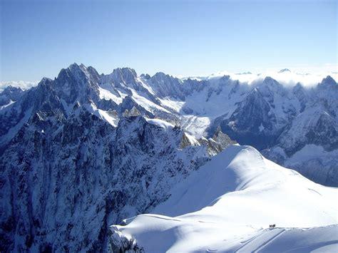 Snow Mountain Wallpaper Hd Wallpapersafari