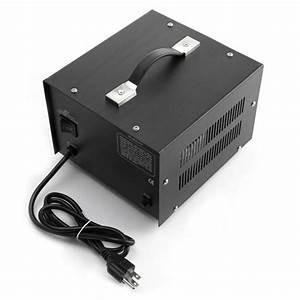2000 Watt Voltage Converter Transformer Step Up Down 110v