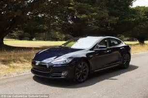 Tesla's Model 3 Just Got Even Faster  Daily Mail Online