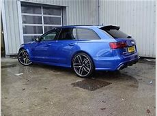 Approved used Audi RS6 cars for sale with What Car?