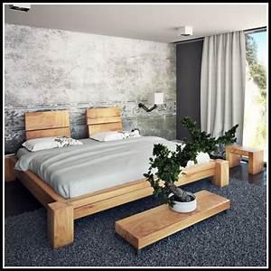 Bett Aus Balken : bett aus balken selbst bauen betten house und dekor galerie 37a6pp7zdk ~ Markanthonyermac.com Haus und Dekorationen