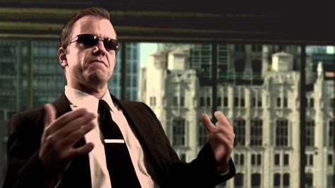 hugo weaving agent quot the matrix quot agent smith hugo weaving monologue youtube
