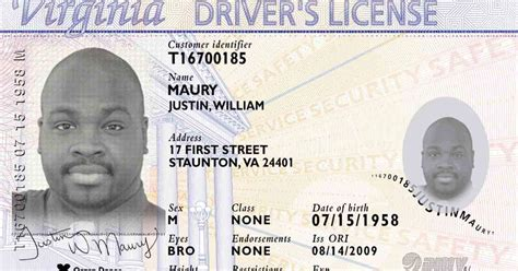 virginia drivers license doesnt meet federal real id
