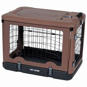 the super dog crate lite sturdy crate 1800petmeds With wifi dog crate