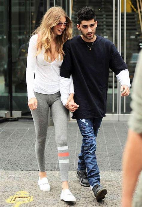 Zayn Malik and Gigi Hadid Height