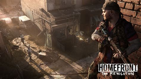 Dawn Of War 1920x1080 Homefront The Revolution Wallpapers In Ultra Hd 4k