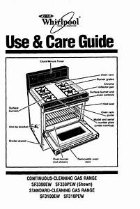 How To Fix Whirlpool Gas Stove
