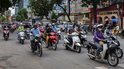 Sales Of Motorcycles And Scooters Declined By 12% In Asean