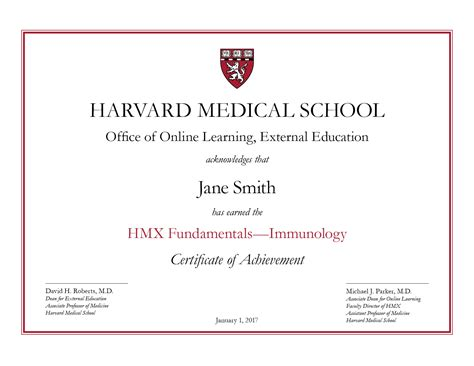 Certificate Programs Free by Faq Hmx Harvard School
