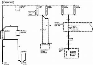 1991 460 Ford F 350 Alternator Wiring Diagram
