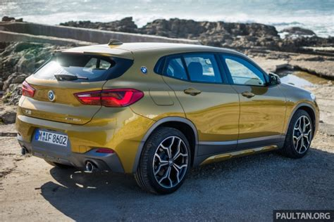 Driven F39 Bmw X2 Review  Substance Beneath The Looks?