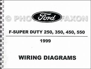 99 Ford F 350 Wire Diagram